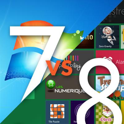 Windows7vWindows8