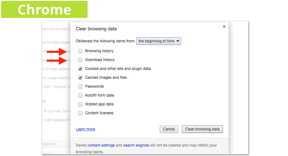 EZ Guide to Clearing your Cookies and Cache Images.004