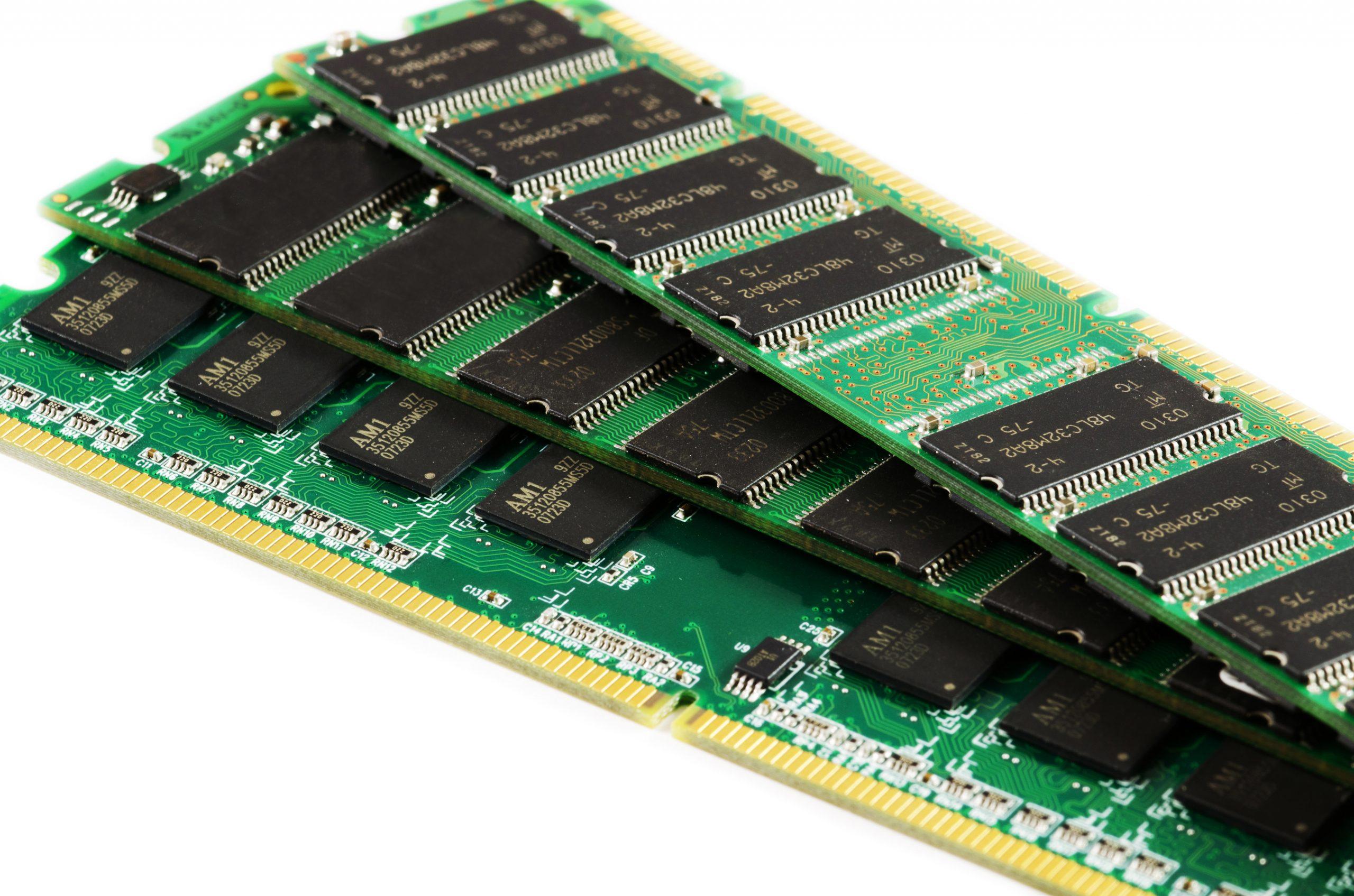 Trading Computer RAM