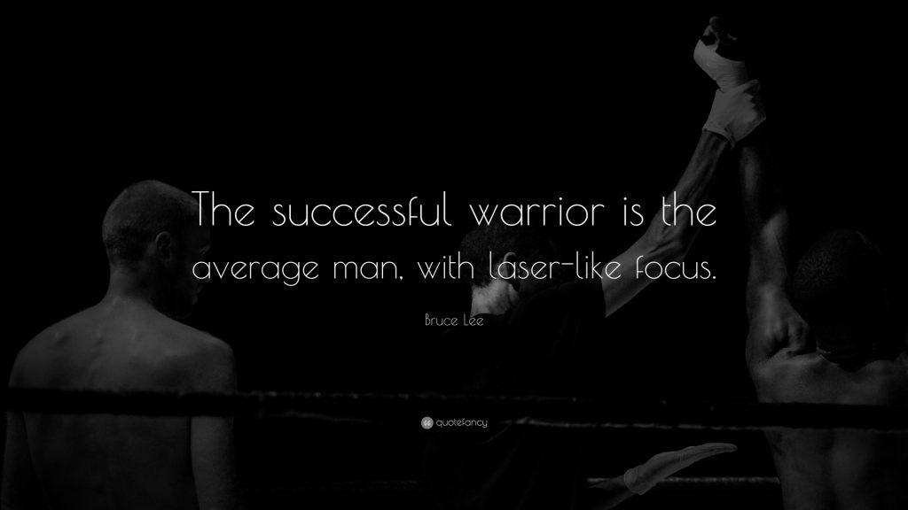 success quote bruce lee