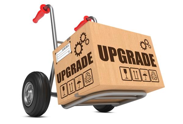 trading computer upgrade