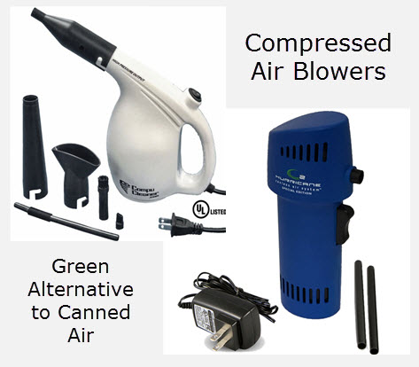 Compressed Air Blowers