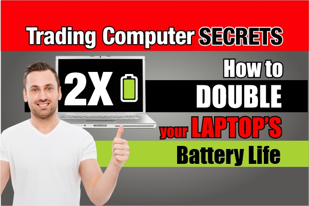 Double Your Laptop Battery's Life with These Hacks