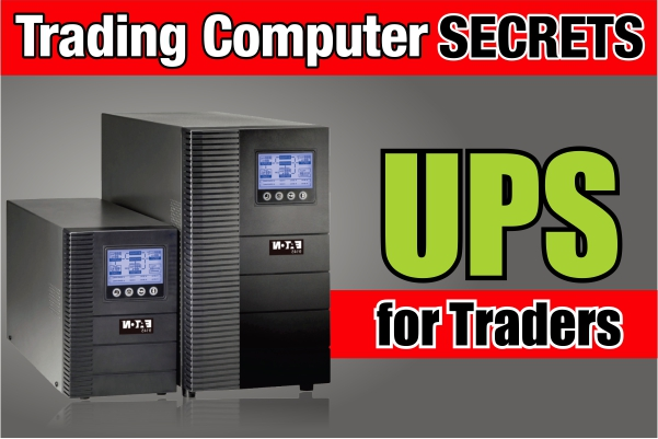Backup Systems – The Battery Backup or UPS for Traders